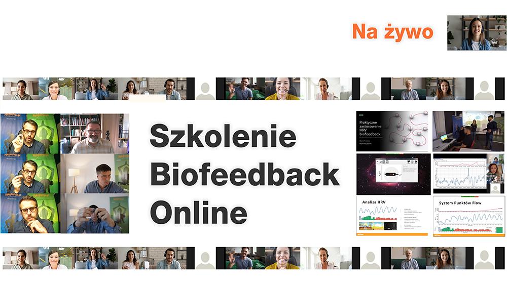 Szkolenie Biofeedback Online